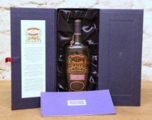 1 BOTTLE 'IMPERIAL TRIBUTE' 'EXCLUSIVE' SPENCER COLLINGS FINEST MALT WHISKY'