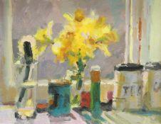 GORDON RADFORD (1936-2015), 'SPRING WINDOW'