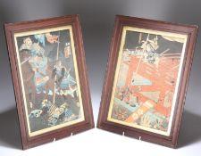 ICHIYÛSAI KUNIYOSHI GA (JAPANESE, 1798-1861)