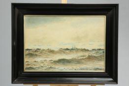 WILLIAM THOMAS NICHOLS-BOYCE (1857-1911), SEASCAPE