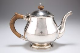 GUILD OF HANDICRAFT, AN ARTS AND CRAFTS STYLE SILVER TEAPOT