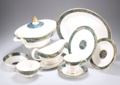ROYAL DOULTON CARLYLE DINNER SERVICE FOR SIX PERSONS