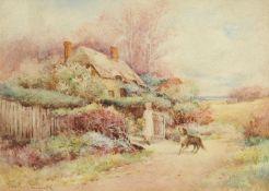 EMILY STANNARD (BRITISH 1803-1885), 'SPRING BEDFORDSHIRE'