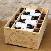 12 BOTTLES (IN OWC) RESERVE DE LA COMTESSE PAUILLAC 1997 SECOND WINE OF CHATEAU PICHON LONGUEVILLE C