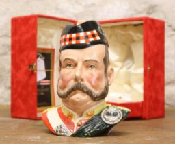 1 GRANT'S SPECIAL WHISKY JUG (70cl BOTTLED AT 40% abv) CONTAINING A 25 YEAR OLD SPECIAL, RARE BLEND