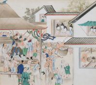 CHINESE SCHOOL, THE DIGNITARIES VISIT