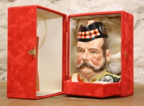 ONE GRANT'S SPECIAL WHISKY JUG (70cl BOTTLED AT 40% abv) CONTAINING A 25 YEAR OLD SPECIAL, RARE BLEN