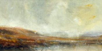ALAN THORPE (20TH CENTURY), ROSEDALE FROM ROSEDALE HEAD