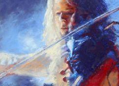 ROBERT BRINDLEY (BORN 1949), THE MUSICIAN