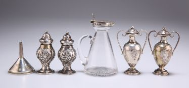 A GROUP OF SILVER
