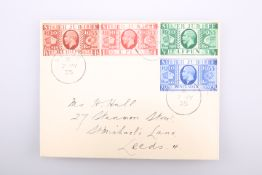 7th MAY 1935, SILVER JUBILEE FIRST DAY COVER