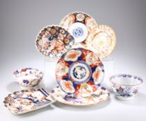 A LARGE COLLECTION OF JAPANESE IMARI