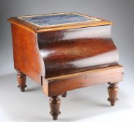 A 19TH CENTURY FRENCH NIGHT COMMODE