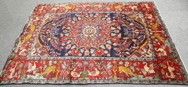 AN IRANIAN CARPET