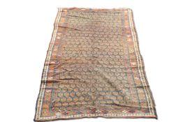 A KURDISH CARPET