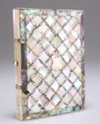 A MOTHER-OF-PEARL AND ABALONE AIDE MEMOIRE