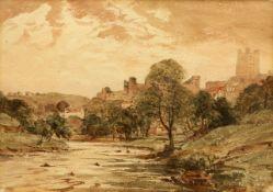 REV JOHN LOUIS PETTIT (1801-1868), RICHMOND, NORTH YORKSHIRE