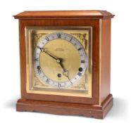 AN ELLIOTT CHIMING MANTEL CLOCK