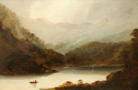 "JOSEPH GIBSON (FL. LATE 19TH CENTURY), ""DAWN OF DAY"""