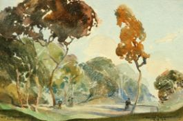 WALTER JAMES ROBERTS (1907-1998), BOIS DE CLAMART, PARIS