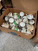 A quantity of Noritake china