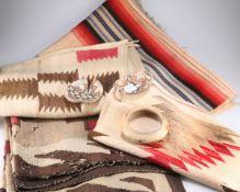 North American, Mexican and Navajo textiles