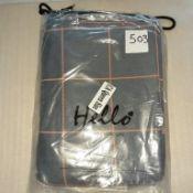 Draps de Lit / Bed Sheets (details via photo)