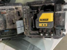 dewalt laser dw 087