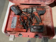 milwaukee m18 drill