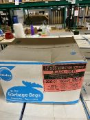 """Ralston 30"""" x 38"""" extra strong garbage bags, 125 bags per box, 24 boxes"""