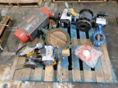Miscellaneous Actuated Valves