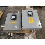 Generator Control Panels (Qty:2)