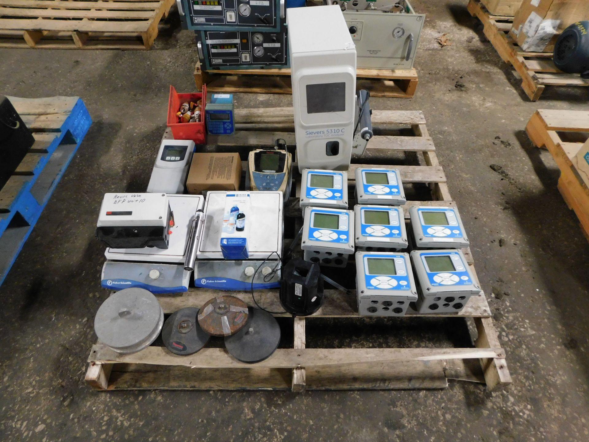 Miscellaneous Lab Equipment, GE Sievers 5310C, 1056/1057 Rosemount, Fisher Scales