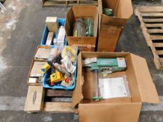 Lincoln Grease Systems (Qty: 3), Miscellaneous Electrical