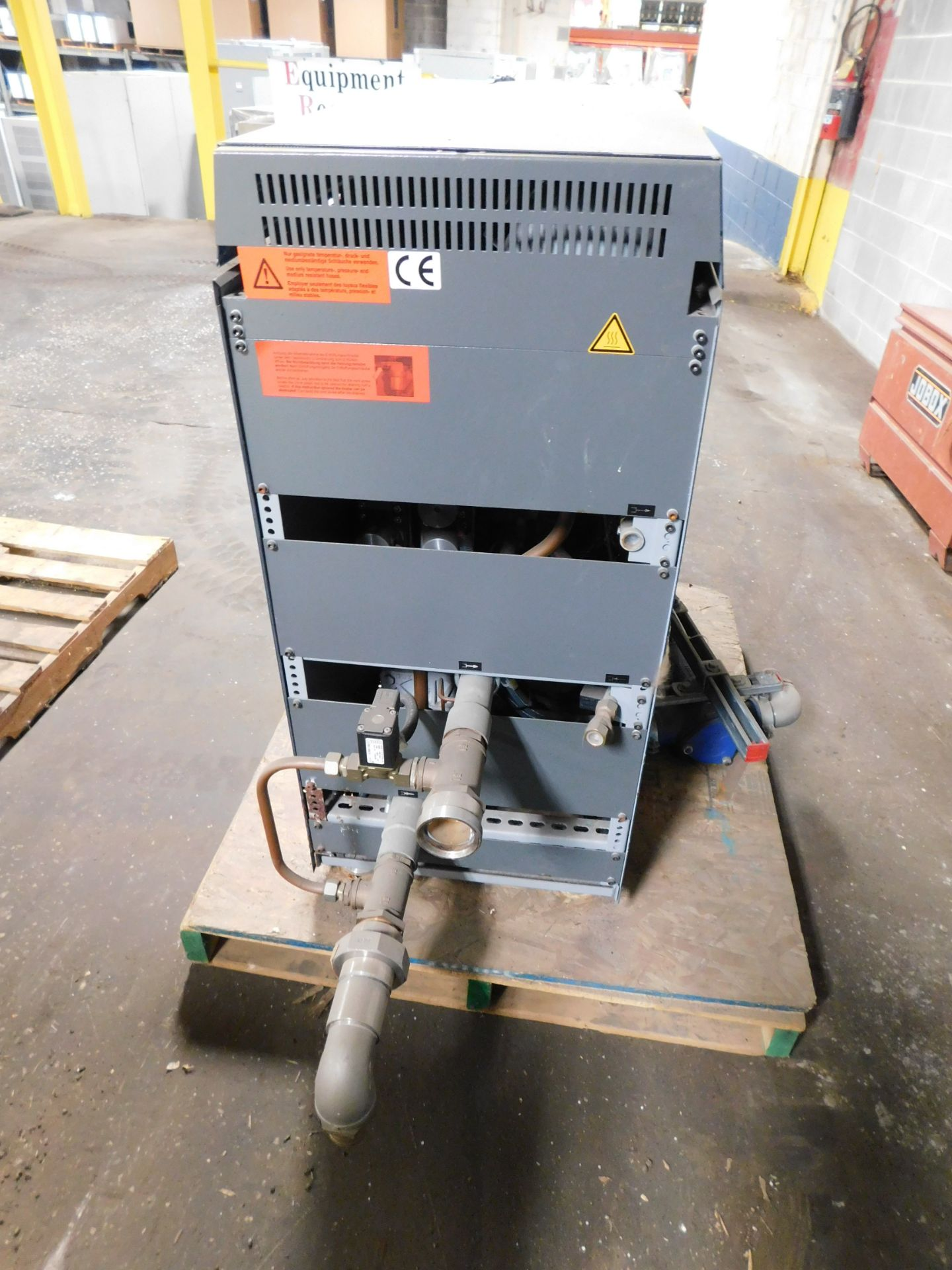 GWK TECO WI 250.45.12/12 Temperature Controller - Image 2 of 2