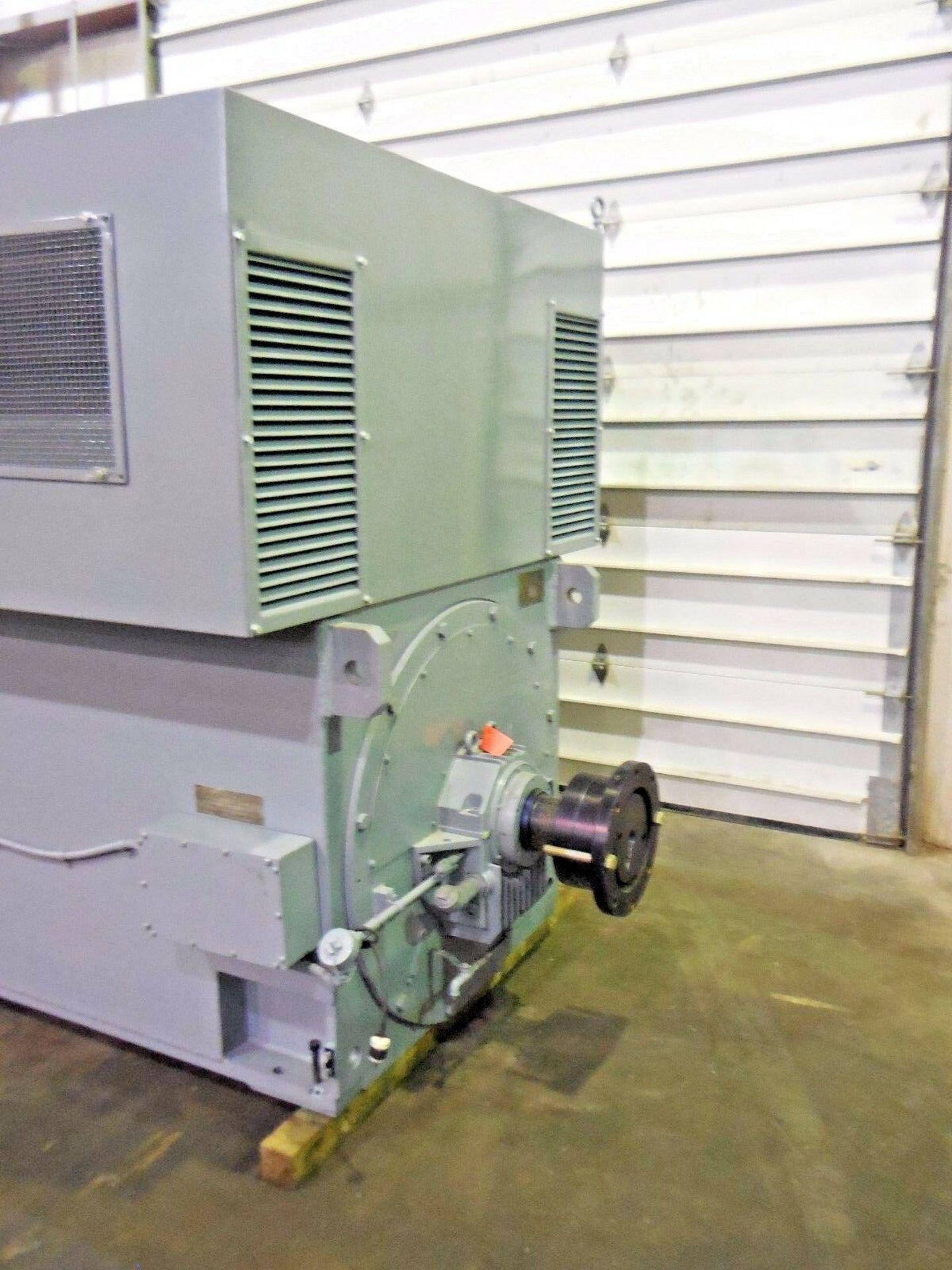 Westinghouse 2500 HP Induction Motor. 1190 RPM. 5614. 4000 V. 3 Ph. 60 Hz. - Image 2 of 4