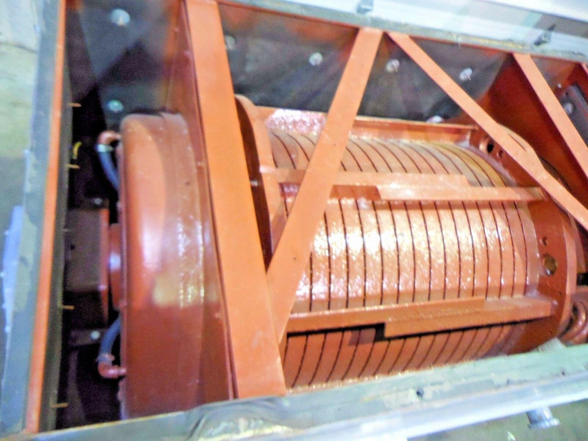 Siemens 3000 HP Induction Motor. 1785 RPM. 6812. 4000 V. 3 Ph. 60 Hz. - Image 4 of 5