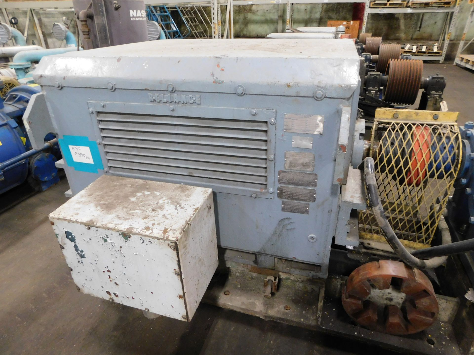 Reliance AC Duty Master Motor. 900 HP. 3 Ph. 60 Hz. 4160 V. 1789 RPM. 6809S. Type P. - Image 4 of 10