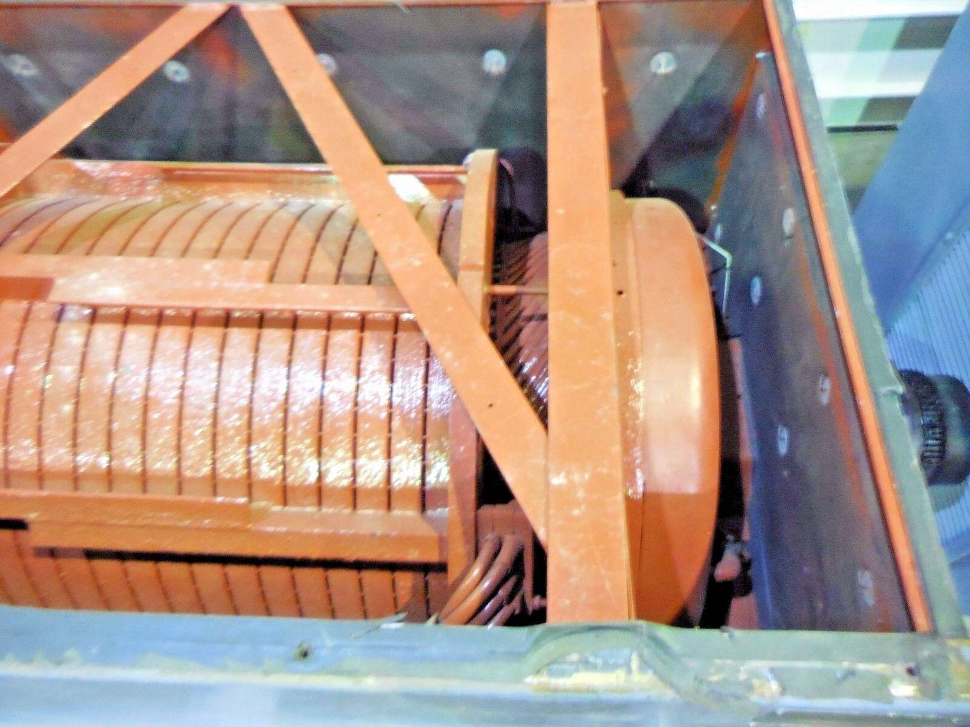 Siemens 3000 HP Induction Motor. 1785 RPM. 6812. 4000 V. 3 Ph. 60 Hz. - Image 3 of 5