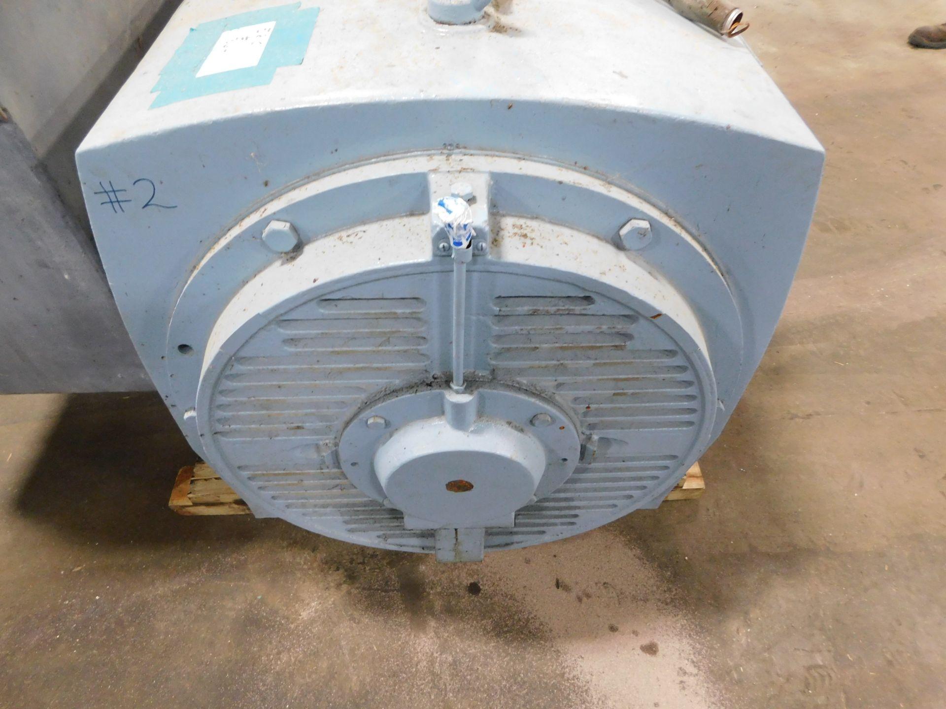 Teco Induction Motor. 600 HP. 3 Ph. 2300/4160 V. 60 Hz. 1780 RPM. 5808B. ASHA-PA001. - Image 3 of 6