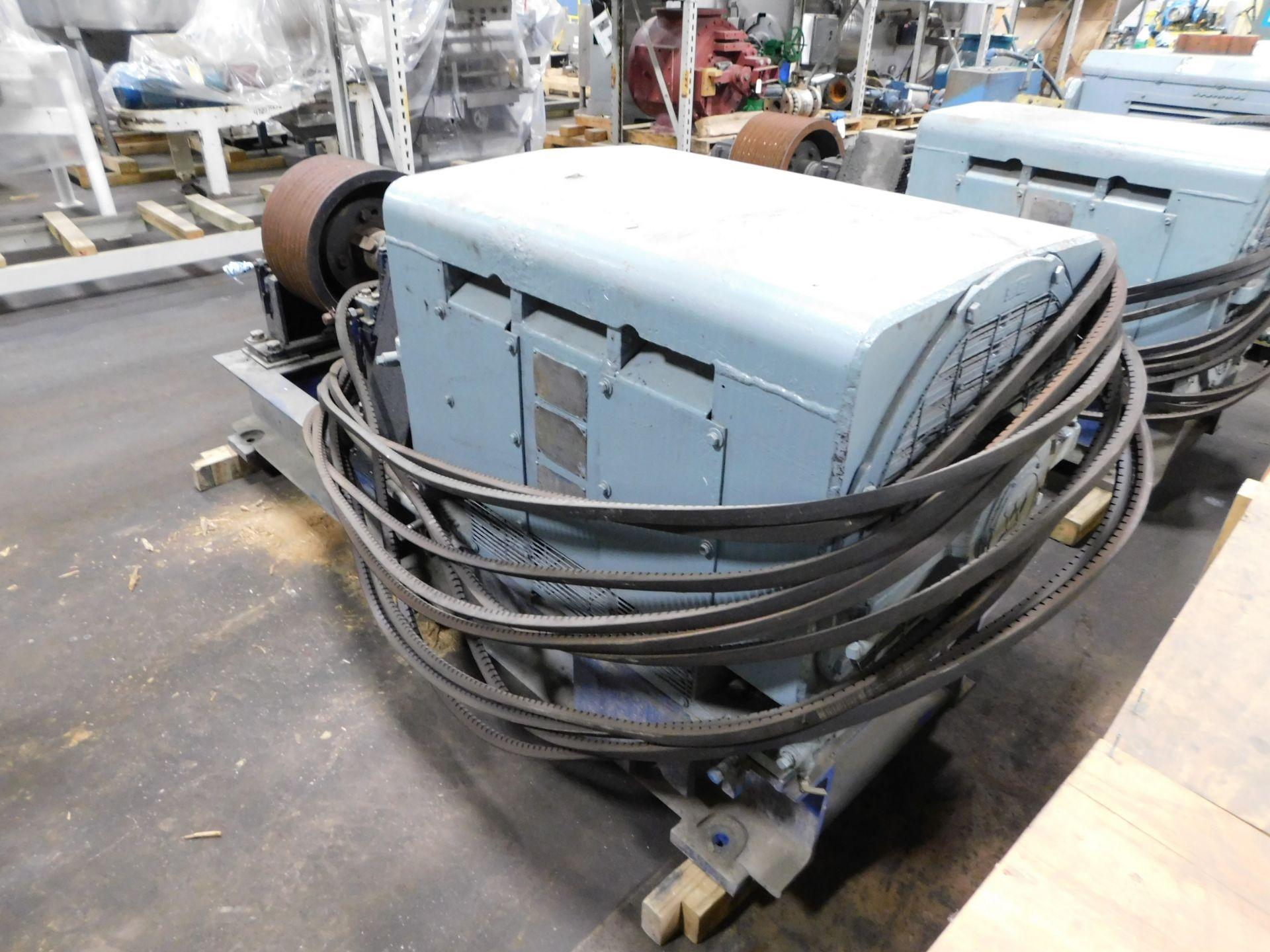 Teco Westinghouse Motor. 400 HP. 3 Ph. 1180 RPM. 4000 V. 60 Hz. 5808L. HSW1. - Image 4 of 6