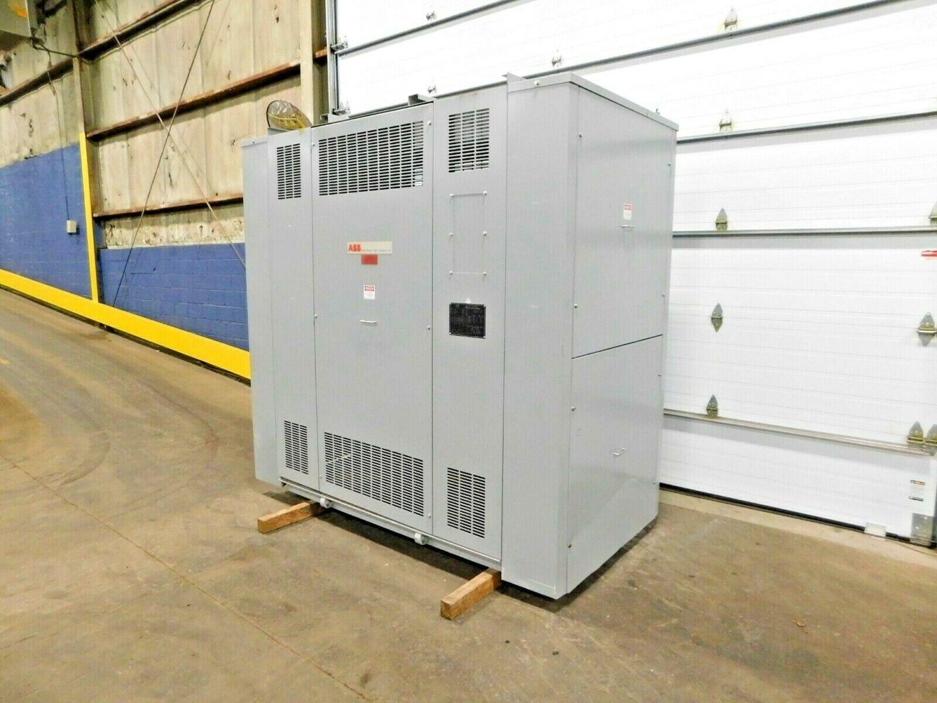 ABB 500 KVA Dry Type Transformer. 3 Ph. 4160 HV. 480 LV. 60 Hz. - Image 3 of 5