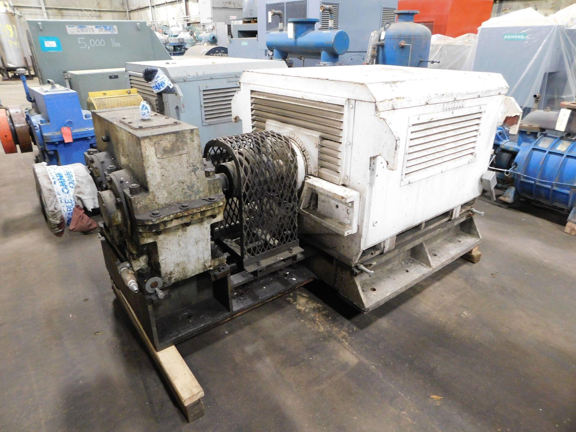 Reliance AC Duty Master Motor. 900 HP. 3 Ph. 60 Hz. 4160 V. 1789 RPM. 6809S. Type P. - Image 2 of 7
