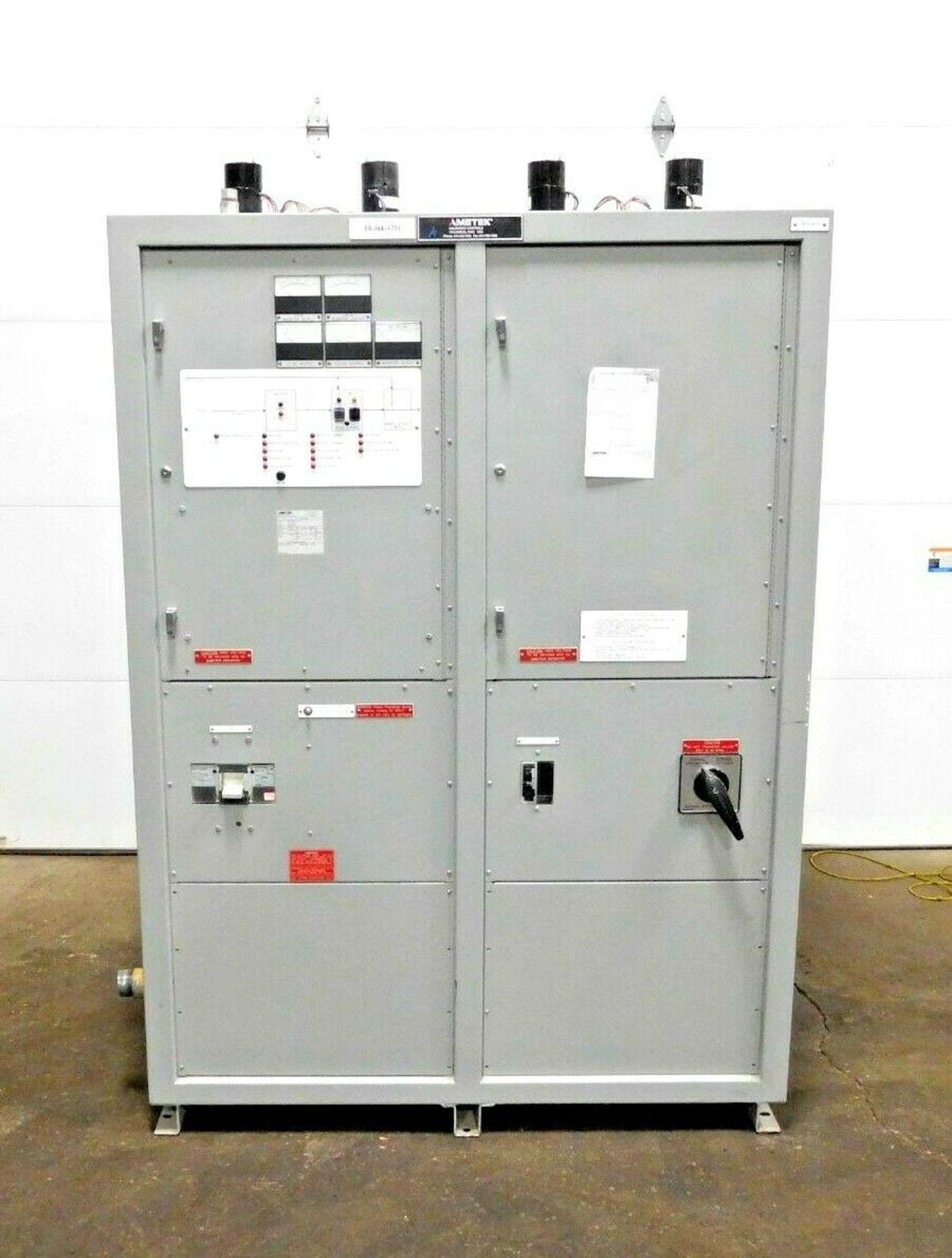 Ametek Solid State Controls 30 KVA Power Inverter. 1 Ph.