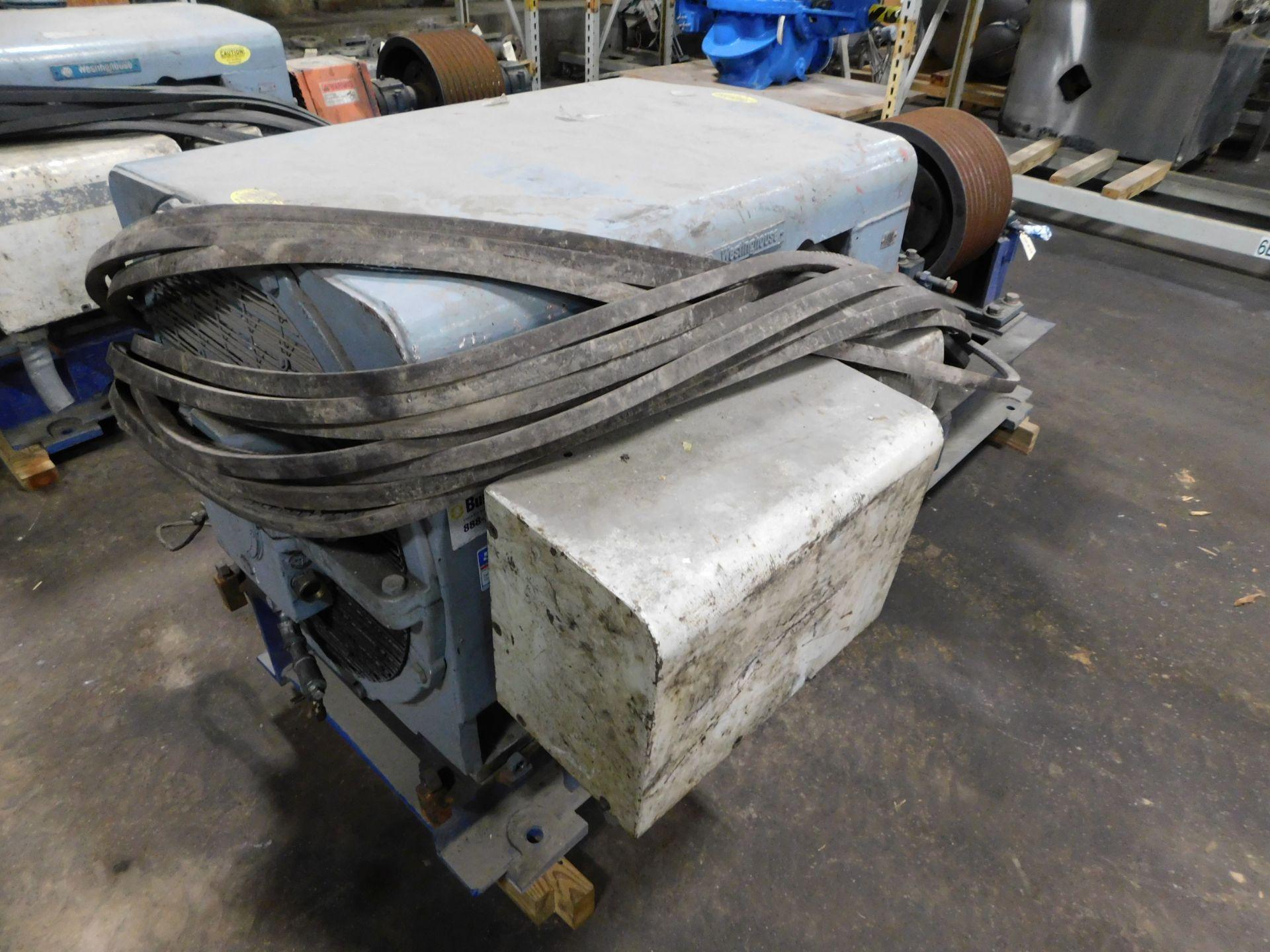 Teco Westinghouse Motor. 400 HP. 3 Ph. 1180 RPM. 4000 V. 60 Hz. 5808L. HSW1. - Image 4 of 7