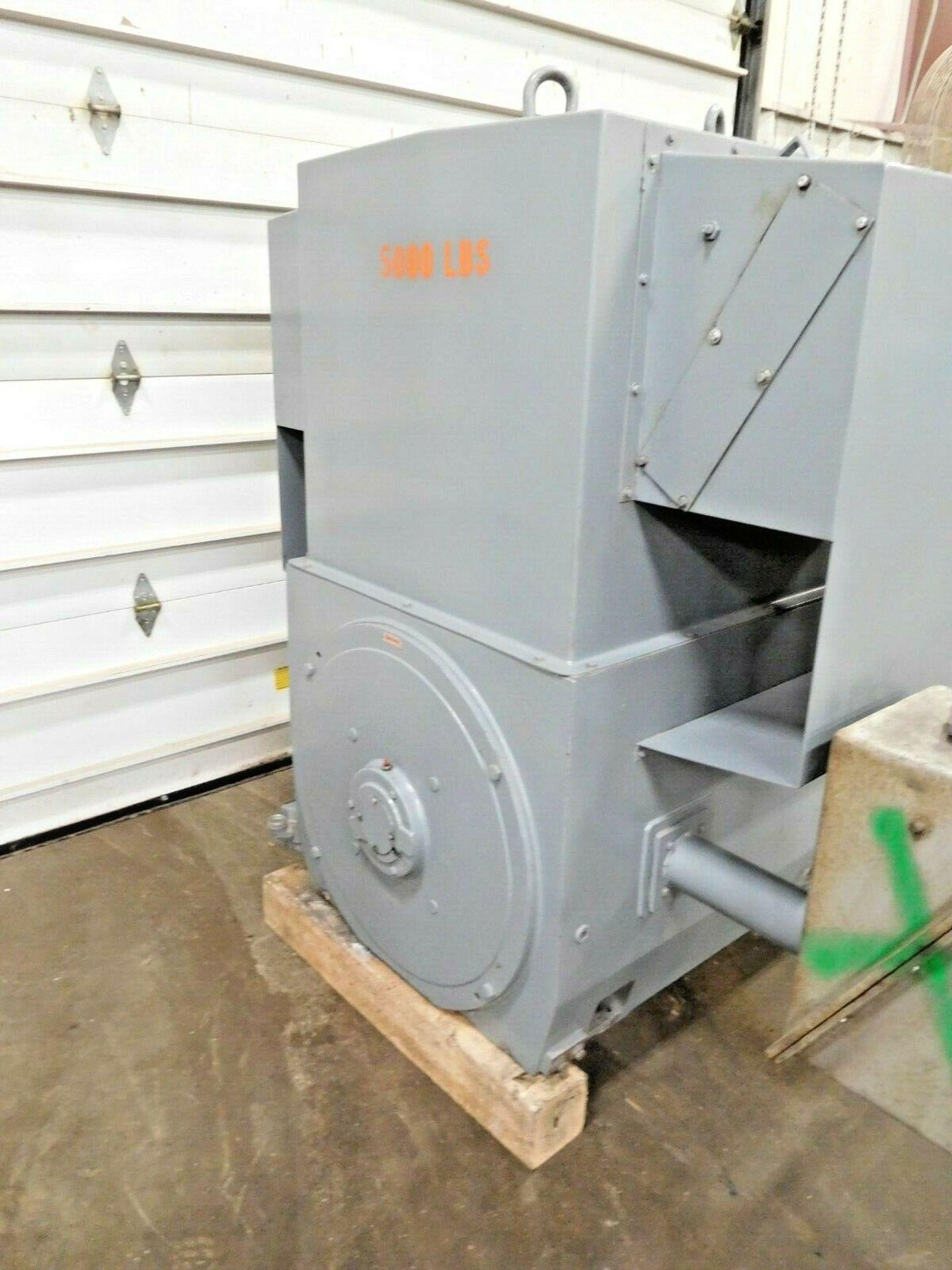 Siemens 1000 HP Induction Motor. 3 Ph. 3570 RPM. 4000 V. 60 Hz. 588US. FODS. - Image 3 of 4