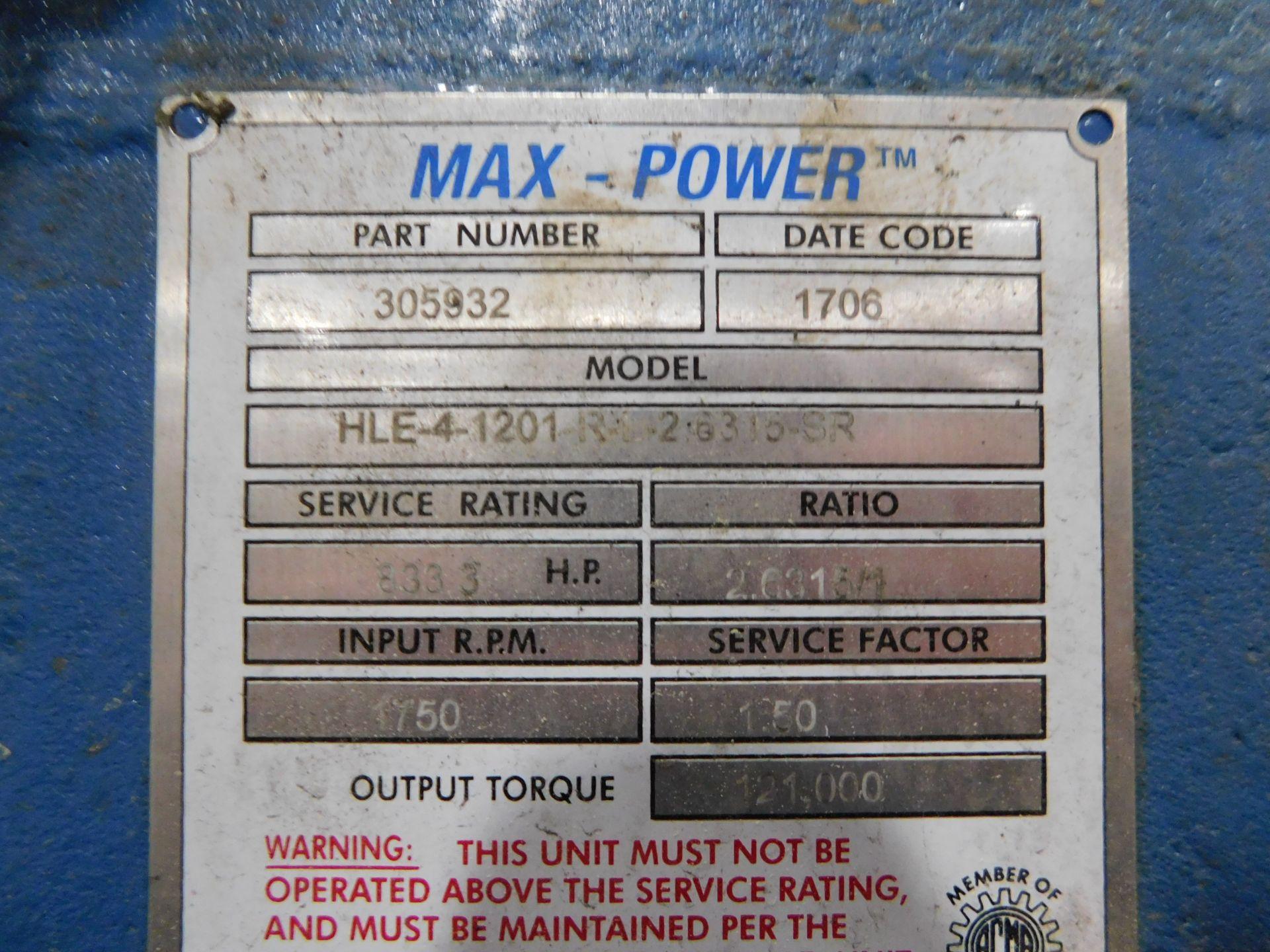 Reliance AC Duty Master Motor. 900 HP. 3 Ph. 60 Hz. 4160 V. 1789 RPM. 6809S. Type P. - Image 9 of 10