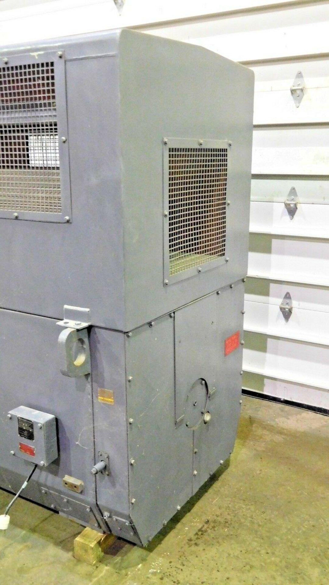 US Motors 600 HP Electric Motor. 890 RPM. 4000 V. 6809S. Type MS. 60 Hz. 3 Ph. - Image 4 of 5
