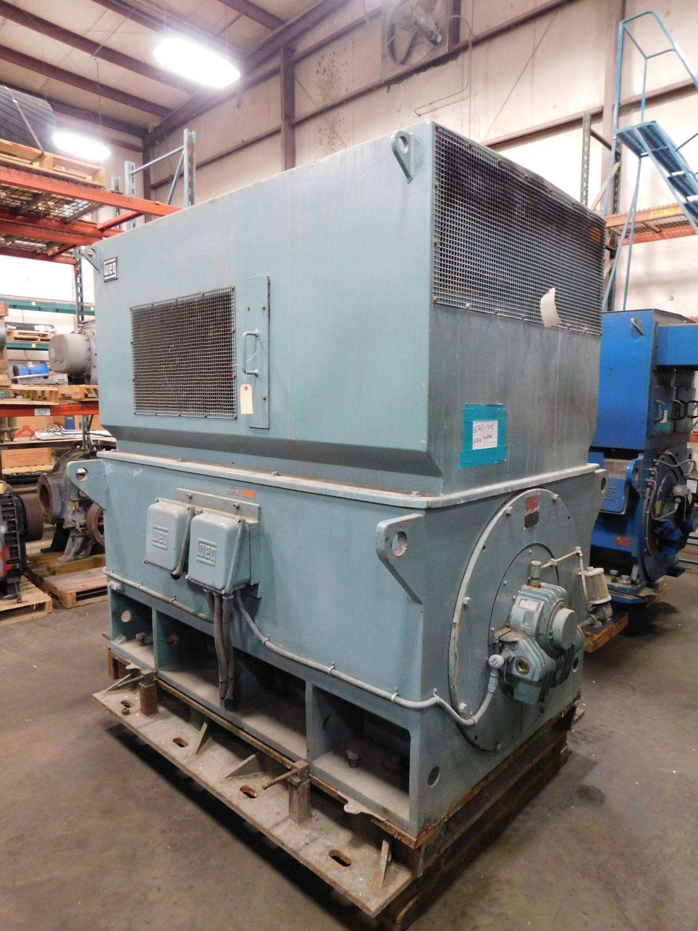 Weg Induction Motor. 2750 HP. 3 Ph. 4000 V. 3582 RPM. 1PW24. MGP 8011. 60 Hz. - Image 2 of 7