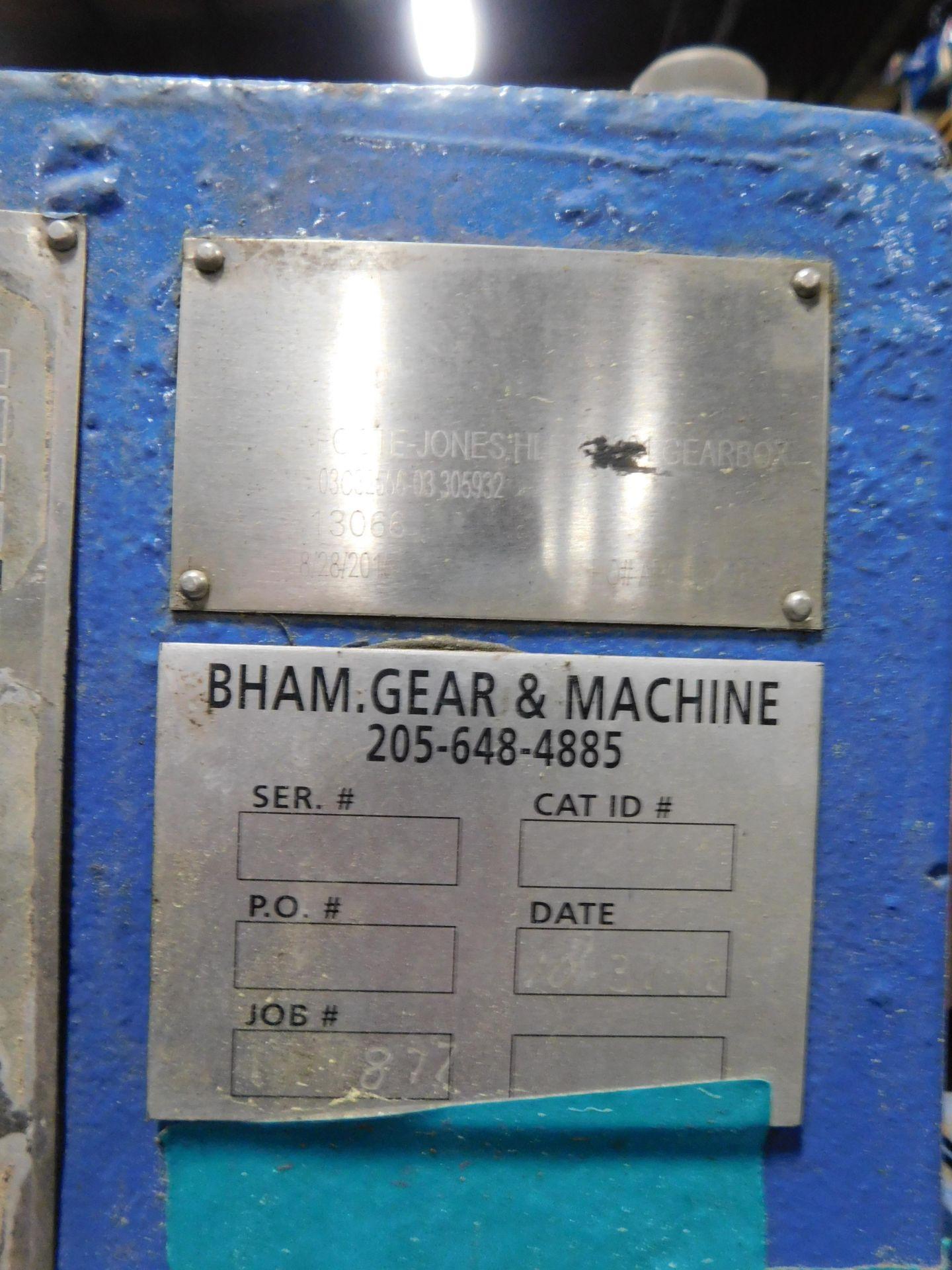 Reliance AC Duty Master Motor. 900 HP. 3 Ph. 60 Hz. 4160 V. 1789 RPM. 6809S. Type P. - Image 6 of 8